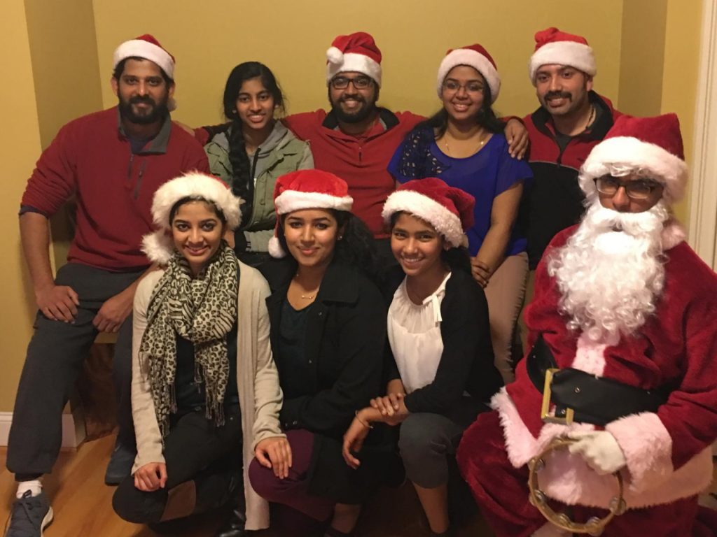 2018 Christmas Carol - St. Alphonsa Family Unit