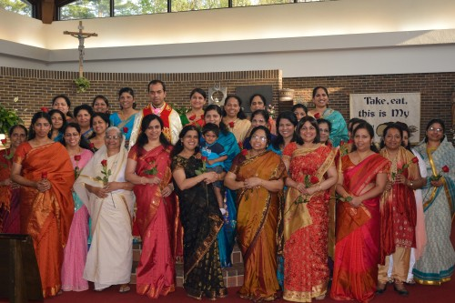 Mother's Day celebrations - 2015