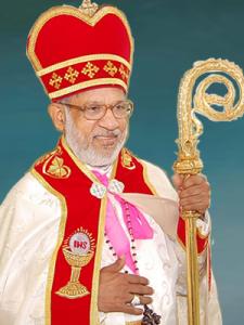 Major Arch Bishop Mar George Cardinal Alencherry