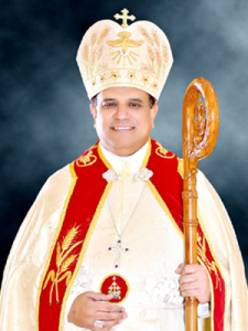 Auxiliary Bishop Mar Joy Alappatt