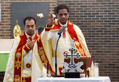 Dr. Sebastian Vethanathu, Chancellor of the St. Thomas Syro Malabar diocese of Chicago