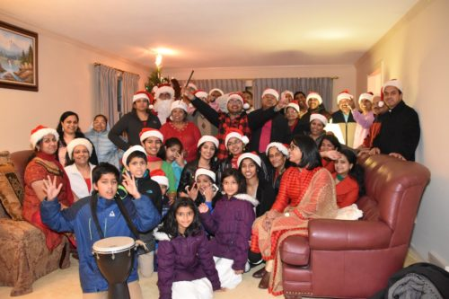 2017  Carol - St. Mary's Family Unit