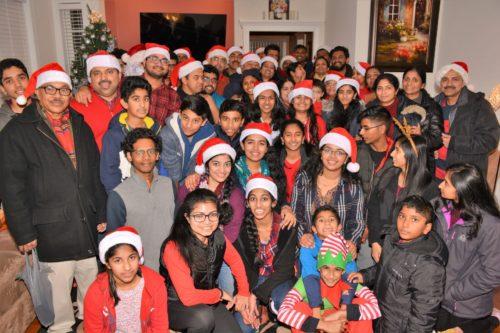 2017  Carol - St. Chavara Family Unit