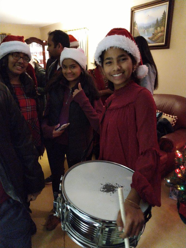 2018 Christmas Carol - St. Mary's Family Unit