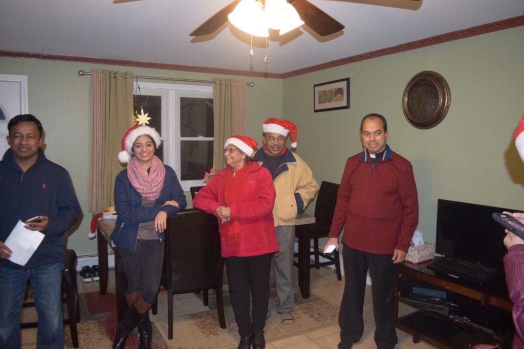 2018 Christmas Carol - St. Chavara Family Unit