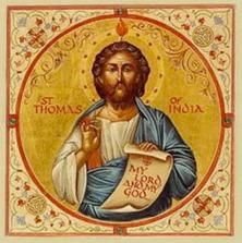 St. Thomas - the Apostle of India